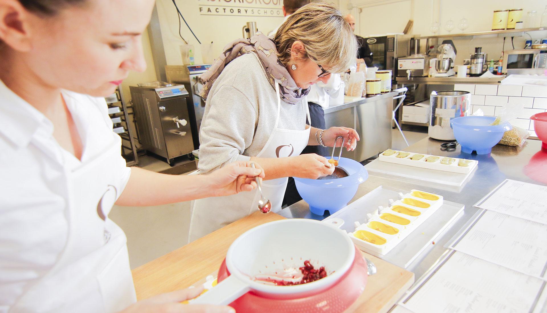 corso gelateria in factory school - corso gelateria bergamo ... - Corso Cucina Bergamo