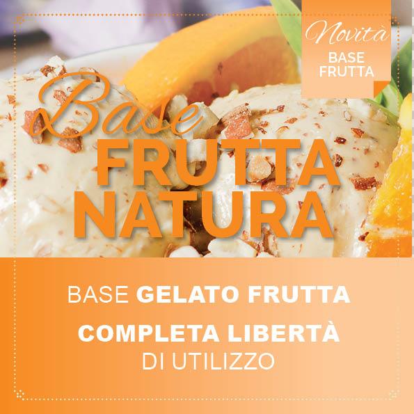 base gelato Frutta Natura
