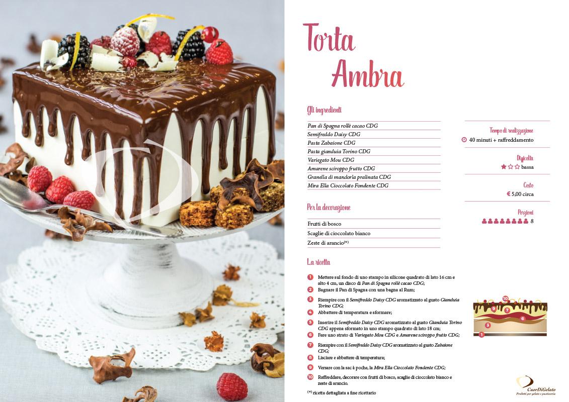 Torta Ambra