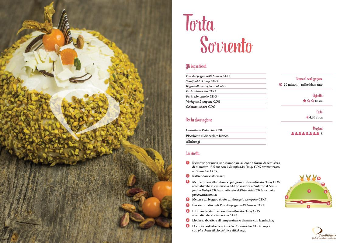 Torta Sorrento