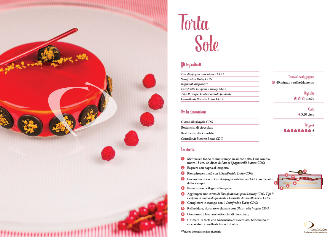 Torta Sole